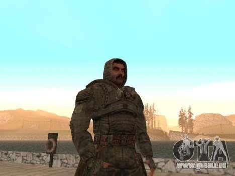 Eine große Packung gratis Stalker für GTA San Andreas dritten Screenshot
