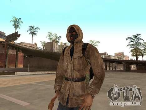 Eine große Packung gratis Stalker für GTA San Andreas zehnten Screenshot