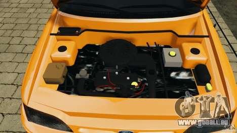Ford Escort L 1994 Custom pour GTA 4 est un côté