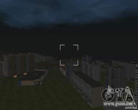 Nižegorodsk v0. 5 BETA für GTA San Andreas fünften Screenshot