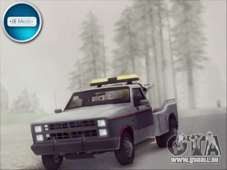 New Towtruck pour GTA San Andreas
