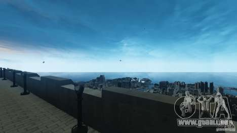 Saites ENBSeries Low v4.0 pour GTA 4 dixièmes d'écran