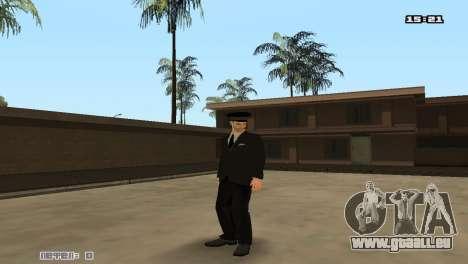 Army Skin Pack für GTA San Andreas dritten Screenshot