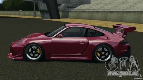 Porsche 997 GT2 Body Kit 2 pour GTA 4 est une gauche