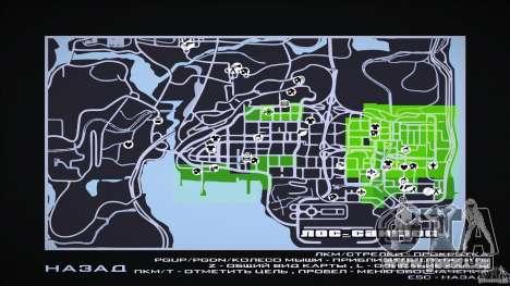 Mansory Club Transfender & PaynSpray für GTA San Andreas sechsten Screenshot