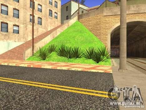 New Los Santos für GTA San Andreas sechsten Screenshot