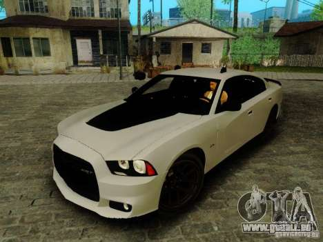 Dodge Charger SRT8 2012 für GTA San Andreas