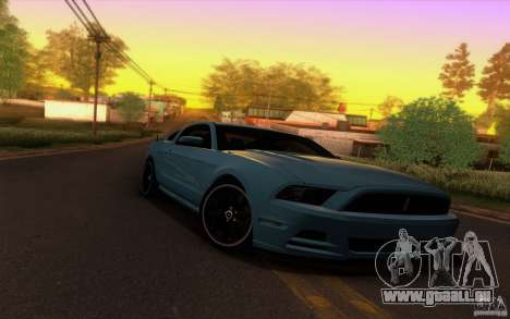 SA Illusion-S V3.0 für GTA San Andreas sechsten Screenshot