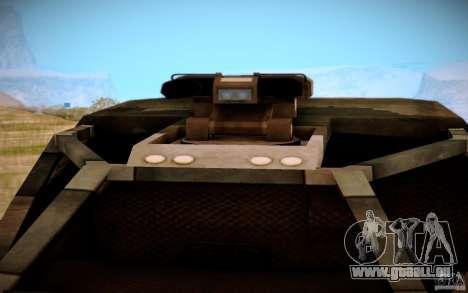MK-15 Bandit für GTA San Andreas rechten Ansicht