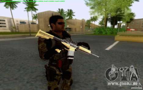 David Mason für GTA San Andreas zweiten Screenshot