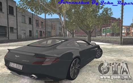 Réflexion nouvelle sur la voiture pour GTA San Andreas