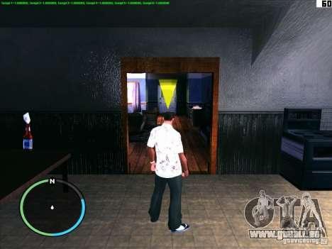 FPS De-Limiter CLEO für GTA San Andreas zweiten Screenshot