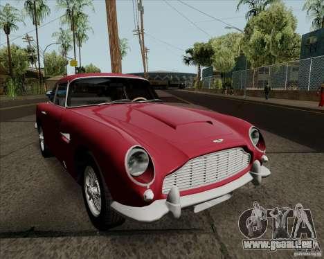 Aston Martin DB5 pour GTA San Andreas