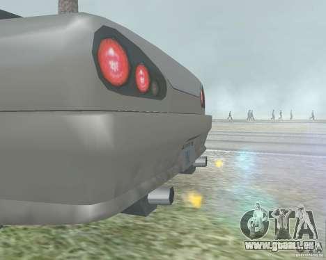 Le flou lorsque l'utilisation de Nitro pour GTA San Andreas