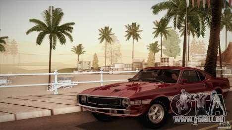 Shelby GT500 428 Cobra Jet 1969 pour GTA San Andreas