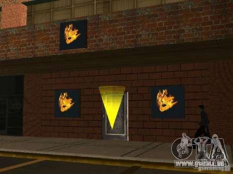 New Chinatown für GTA San Andreas siebten Screenshot