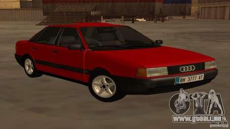 Audi 80 B3 v2.0 pour GTA San Andreas