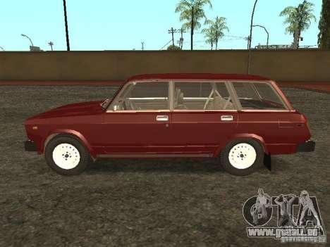 VAZ 2104 v. 2 für GTA San Andreas linke Ansicht