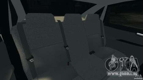 Chevrolet Impala Unmarked Detective [ELS] pour GTA 4 est un côté