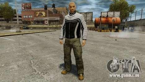 Vin Diesel pour GTA 4