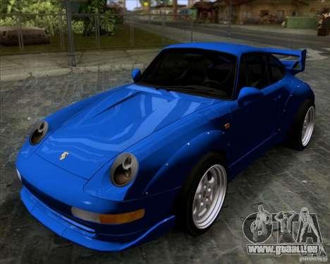 Porsche 911 GT2 RWB Dubai SIG EDTN 1995 pour GTA San Andreas