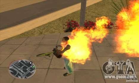 Ultra HUD v2.0 pour GTA San Andreas quatrième écran