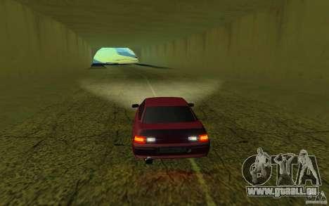 VAZ-2110 für GTA San Andreas rechten Ansicht