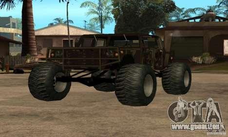 Monster Patriot für GTA San Andreas