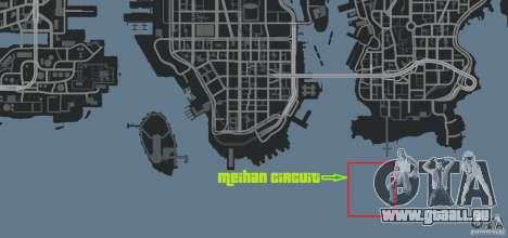 Meihan Circuit für GTA 4 neunten Screenshot