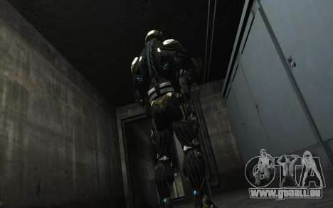 Crysis 3 The Hunter skin für GTA 4 sechsten Screenshot
