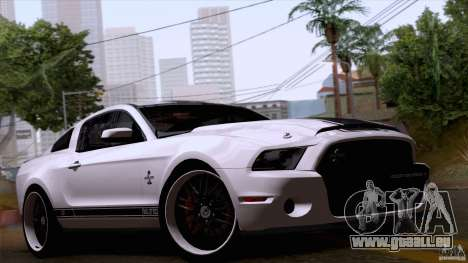 Ford Shelby GT500 Super Snake für GTA San Andreas