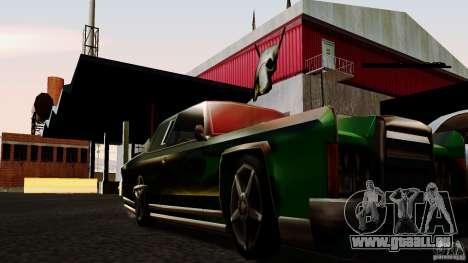 ENBSeries HQ pour GTA San Andreas troisième écran