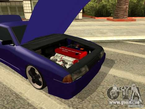 Elegy by W1nston4iK pour GTA San Andreas vue de droite