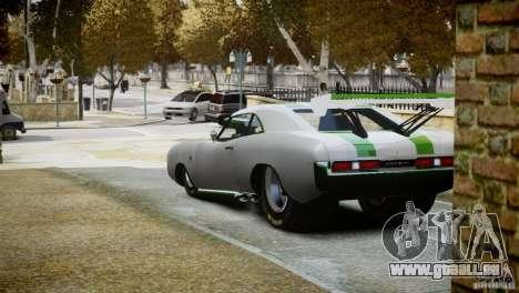 Dukes City-Drag für GTA 4 linke Ansicht