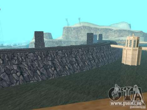 Die neue Talsperre für GTA San Andreas dritten Screenshot