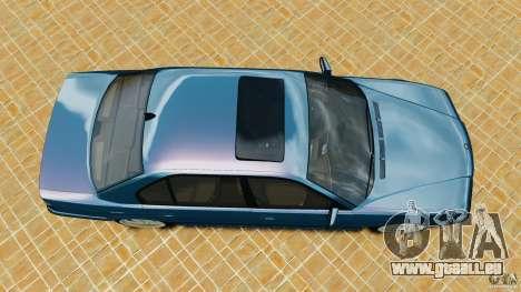BMW 750iL E38 1998 für GTA 4 rechte Ansicht