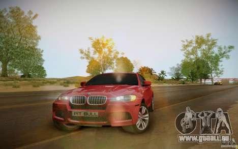 BMW X6 v1.1 für GTA San Andreas linke Ansicht