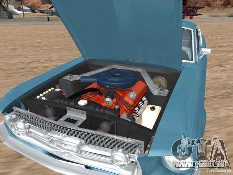 Ford Mustang Fastback 1967 für GTA San Andreas rechten Ansicht