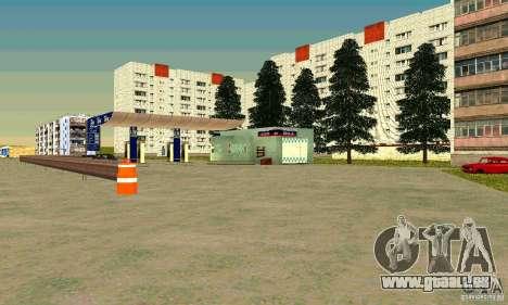 Arsamas v0. 1 für GTA San Andreas dritten Screenshot