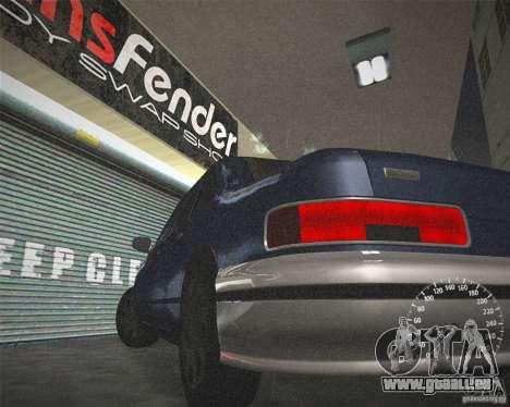 ECHO HD from GTA 3 pour GTA San Andreas vue intérieure