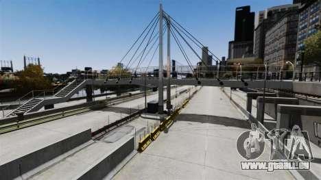 Courses de rue pour GTA 4 troisième écran
