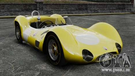 Maserati Tipo 60 Birdcage pour GTA 4