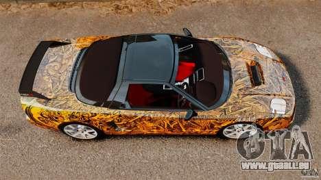 Honda NSX-R (NA2) 2005 pour GTA 4 est un droit