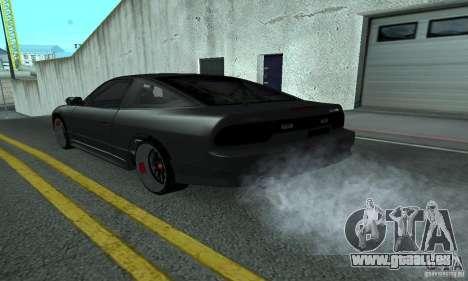 Nissan 200SX Turbo pour GTA San Andreas vue arrière