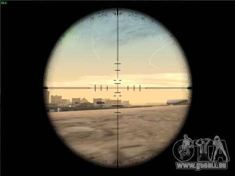 Remington 700 für GTA San Andreas fünften Screenshot