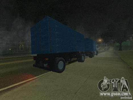 9357 Odaz Anhänger für GTA San Andreas