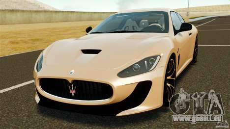 Maserati GT MC Stradale für GTA 4