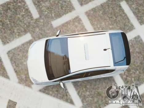 Toyota Prius EKO TAXI (Hrvatski taxi) für GTA 4 rechte Ansicht