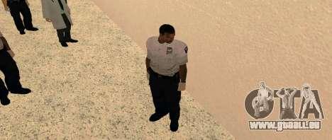 Medic Pack pour GTA San Andreas cinquième écran