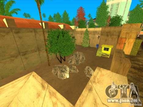 New Studio in LS pour GTA San Andreas quatrième écran